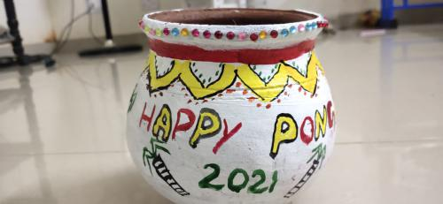 POT PAINTING COMPETITION