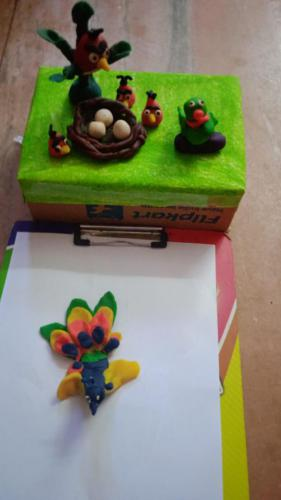CLAY MODELLING COMPETITION