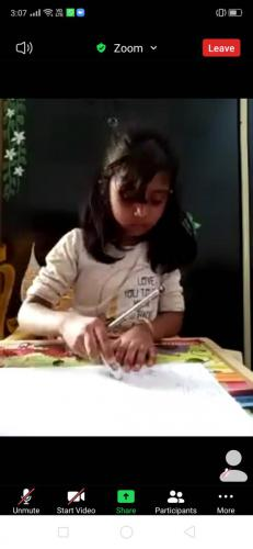 Drawing and Colouring Competition