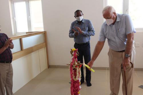 CBSE New Building Inauguration Ceremony