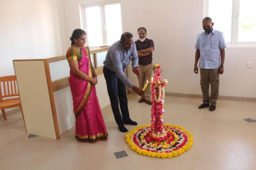 CBSE New Building Inauguration Ceremony